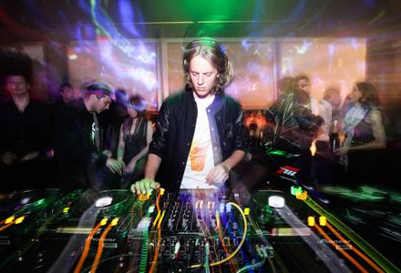 DJ Mosey aka Pierre Sarkozy