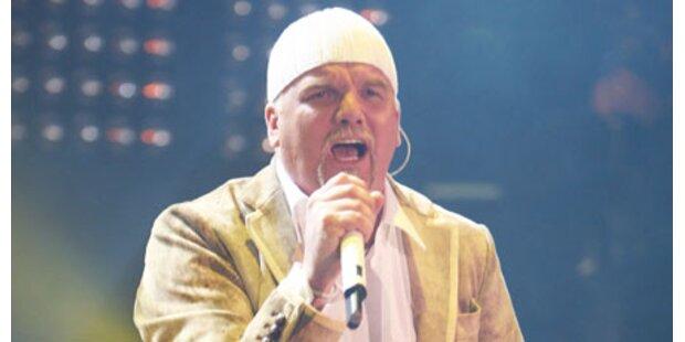 DJ Ötzi: Krämpfe nach Starnacht-Show