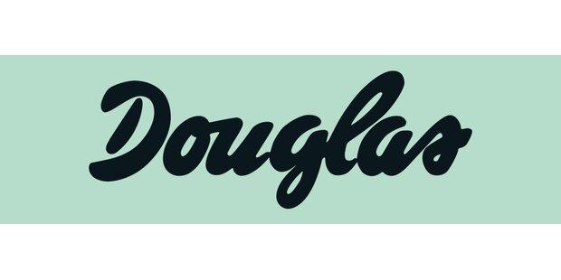 Douglas-Anzeige auf wetter.at