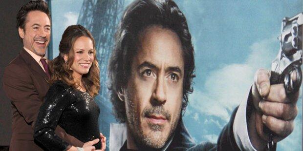 Robert Downey Jr.: Wie Phönix aus der Asche
