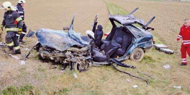 Zivildiener liegt nach Unfall im Koma