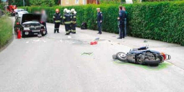Motorradfahrer (23) starb bei Ausflug