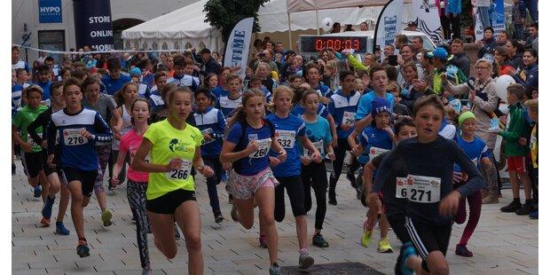Der Antenne Salzburg Drittelmarathon