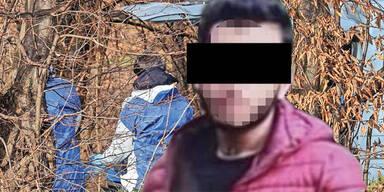 Mädchen-Killer behauptet: 'Es war ein Unfall'