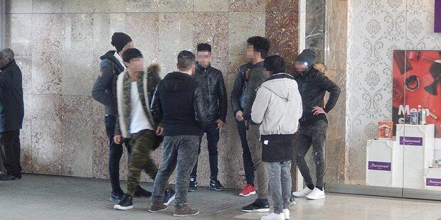 Polit-Wirbel um Crime-Hotspot Westbahnhof