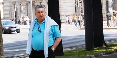 Elsner: Er wohnt im Hotel Imperial