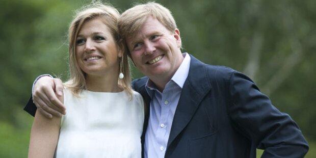 Máxima & Willem-Alexander: Ihre Lovestory