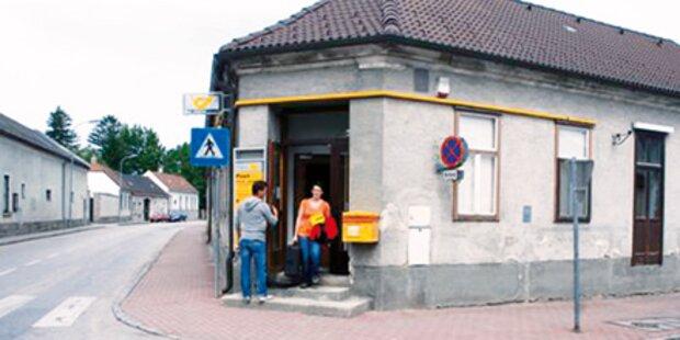 Vor Postraub Tresorschlüssel geklaut