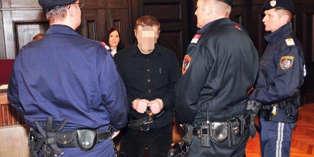 20 Jahre Haft für Ketten-Phantom