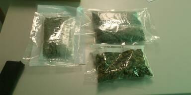Marihuana im Pinzgau sichergestellt