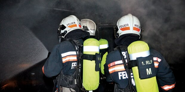 Tirol: Topf auf Herd löste gefährlichen Brand aus
