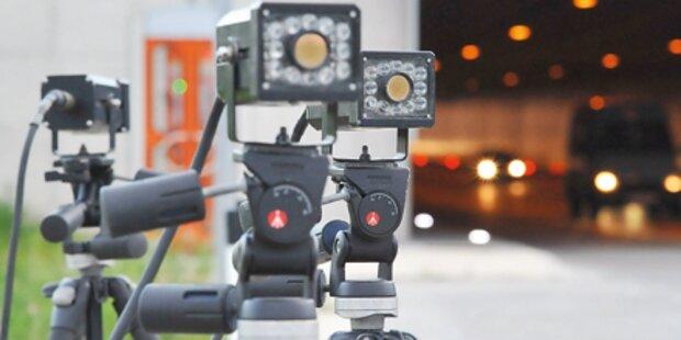 Salzburg bekommt Gangster-Kameras