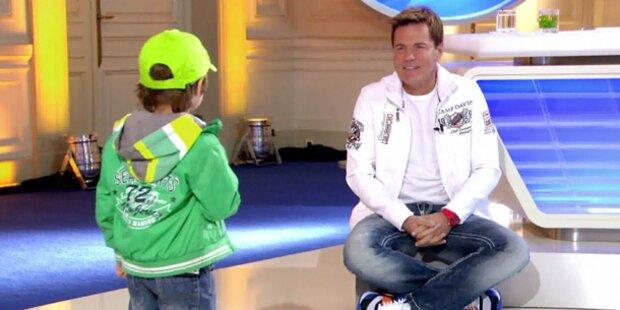 Dieter Bohlen bringt DSDS für Kinder