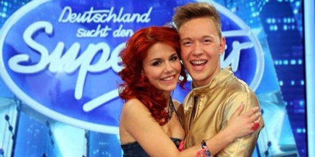 DSDS-Traumpaar Lisa und Erwin vor Trennung