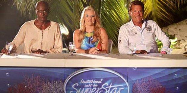 DSDS: Wer zieht in die 1. Liveshow?