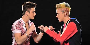 DSDS: Luca vs. Daniele
