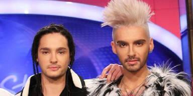 """10. Staffel """"Deutschland sucht den Supertasr"""" mit Tokio Hotel"""