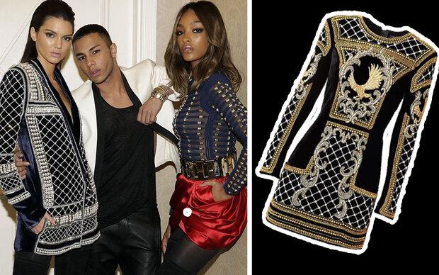 So sieht die Balmain-Kollektion für H&M aus!