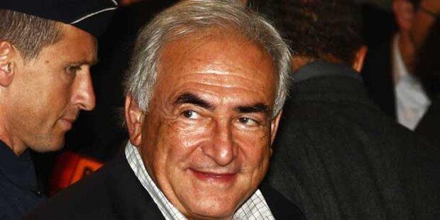 Strauss-Kahn: Ausufernde Sex-Partys
