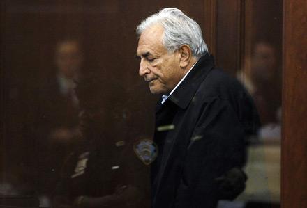 Dominique Strauss-Kahn Gericht New York DSK