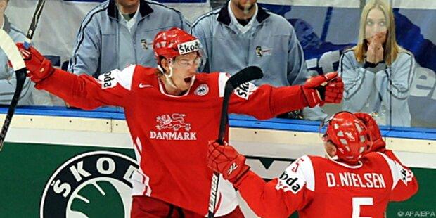 Deutschland unterlag bei Eishockey-WM Finnland 0:1