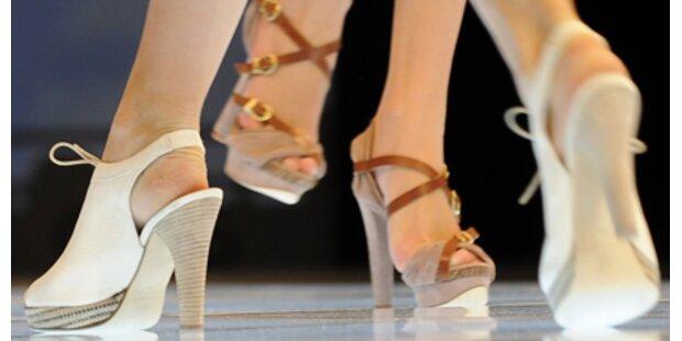 Abstieg von High Heels