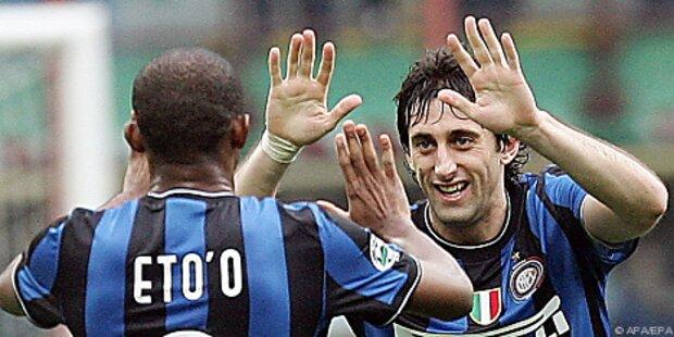 Bei Triple für Inter 600.000 Euro pro Spieler