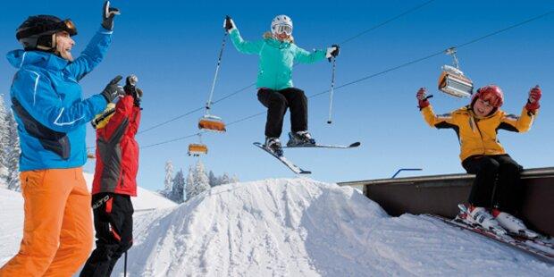 Wintereinbruch sorgt für Freude in Salzburgs Skigebieten