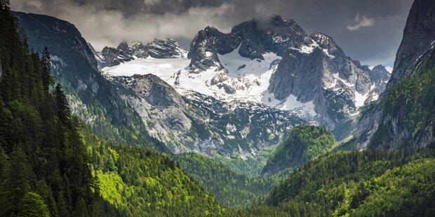 Alpinwanderer stürzt am Dachstein 50 Meter tief in den Tod