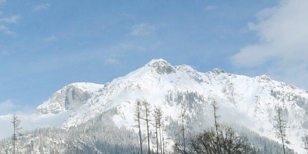 Heer rettet Alpinisten aus Gletscherspalte