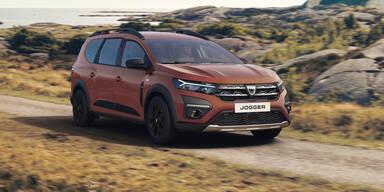 Alle Infos zum völlig neuen Dacia Jogger