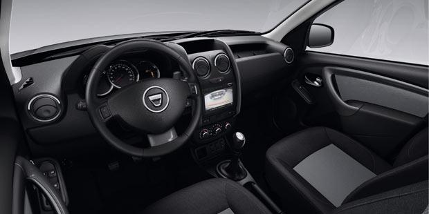 Dacia Duster Sondermodell mit Vollausstattung