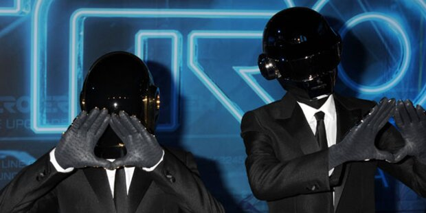 Daft Punk rocken weltweit Charts