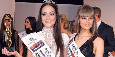 Miss Oberösterreich wurde in Linz gekürt
