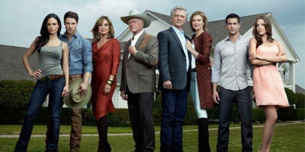 TV-Serie Dallas ist wieder da