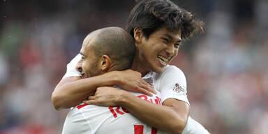 Heimsieg für FC Red Bull Salzburg