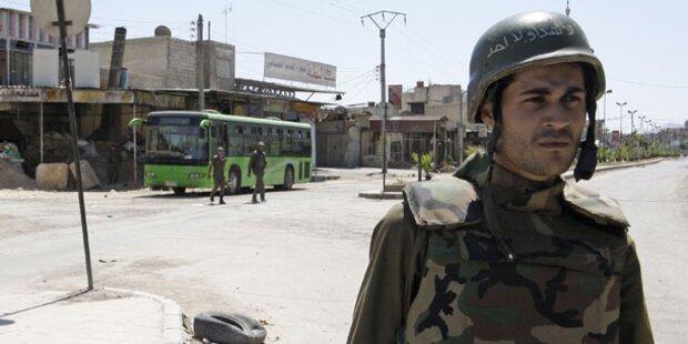 Bombenanschlag Damaskus: Mindestens drei Tote