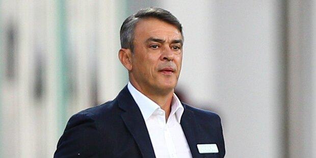 Trainer Damir Buric verlässt die Admira