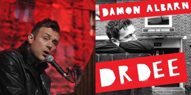 Damon Albarn auf Dr. Dees Spuren