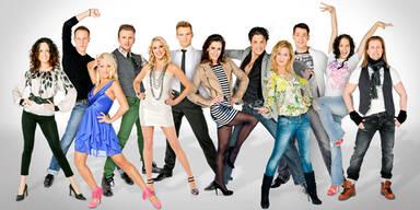 Dancing Stars - Die Profitänzer 2013