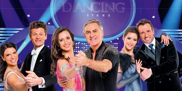 Die Herren eröffnen Dancing Stars