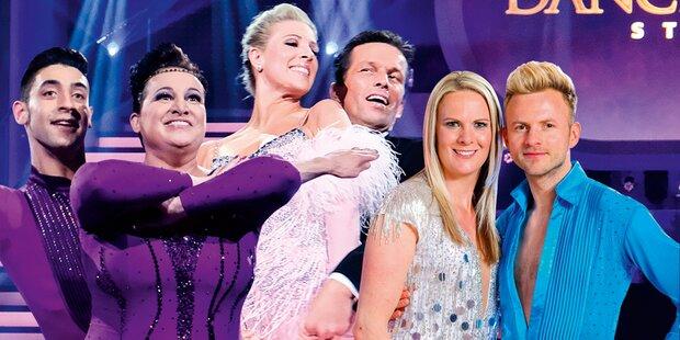 Aufregung im ORF-Ballroom