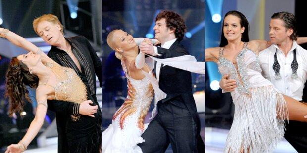 So schön tanzen heute die Promi-Tänzer