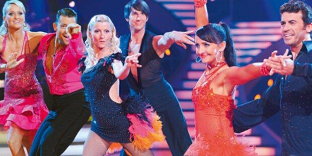 Dancing Stars: Lady-Duell um den Sieg