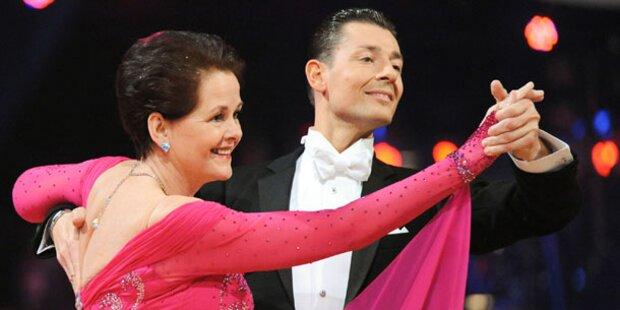 Dancing Stars: Monika Salzer ist draußen