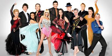 Dancing Stars - Alle Promi-Tänzer