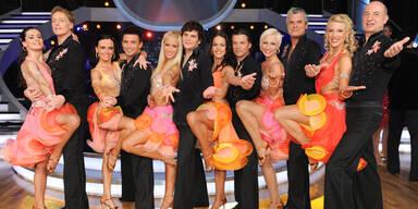 Dancing Stars - Promi-Tänzer