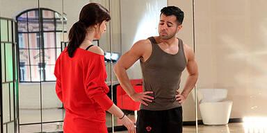 Dancing Stars: Morteza Tavakoli