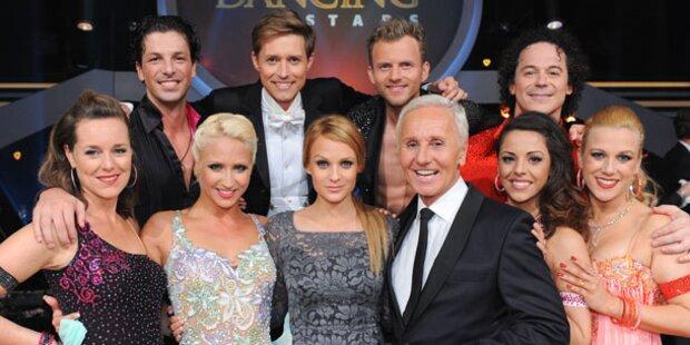Dancing Stars: Vier Promis im Semifinale