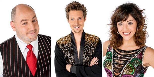 Die neuen Dancing Stars